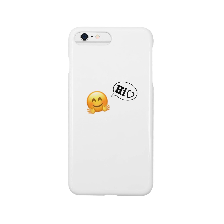 美桜(みお)のだって外国に憧れてるから Smartphone cases