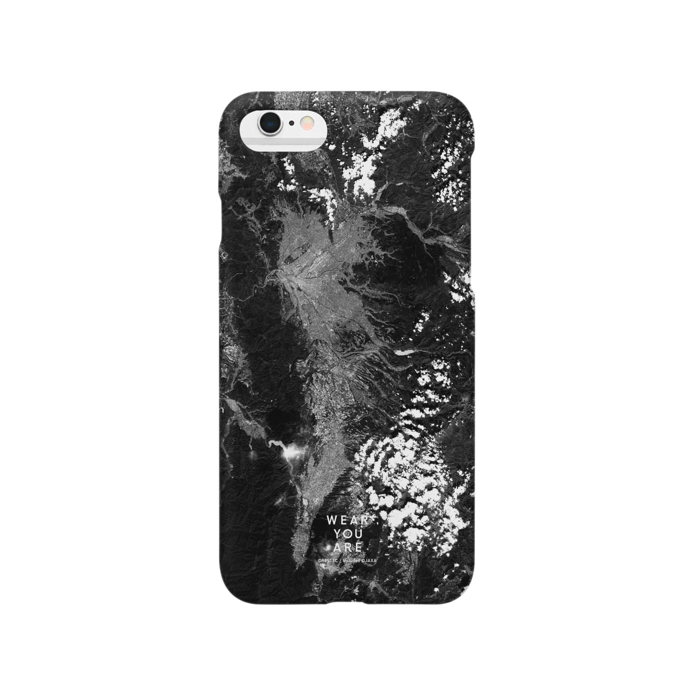 WEAR YOU AREの北海道 旭川市 スマートフォンケース Smartphone cases