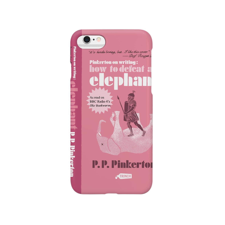 TRINCHの象を一撃で倒す文章の書き方 Smartphone cases