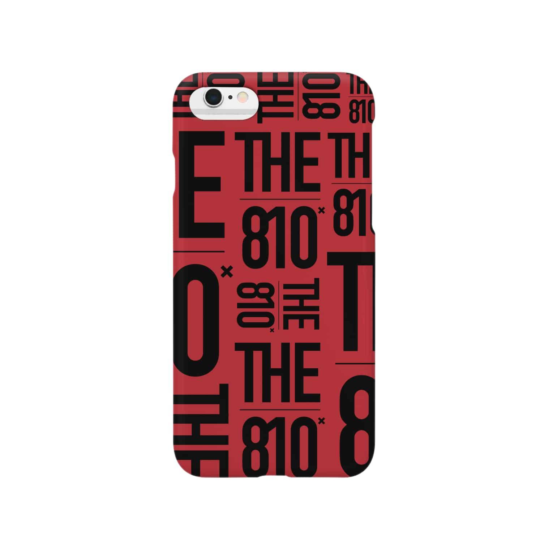 THE810xのTHE 810x スマートフォンケース