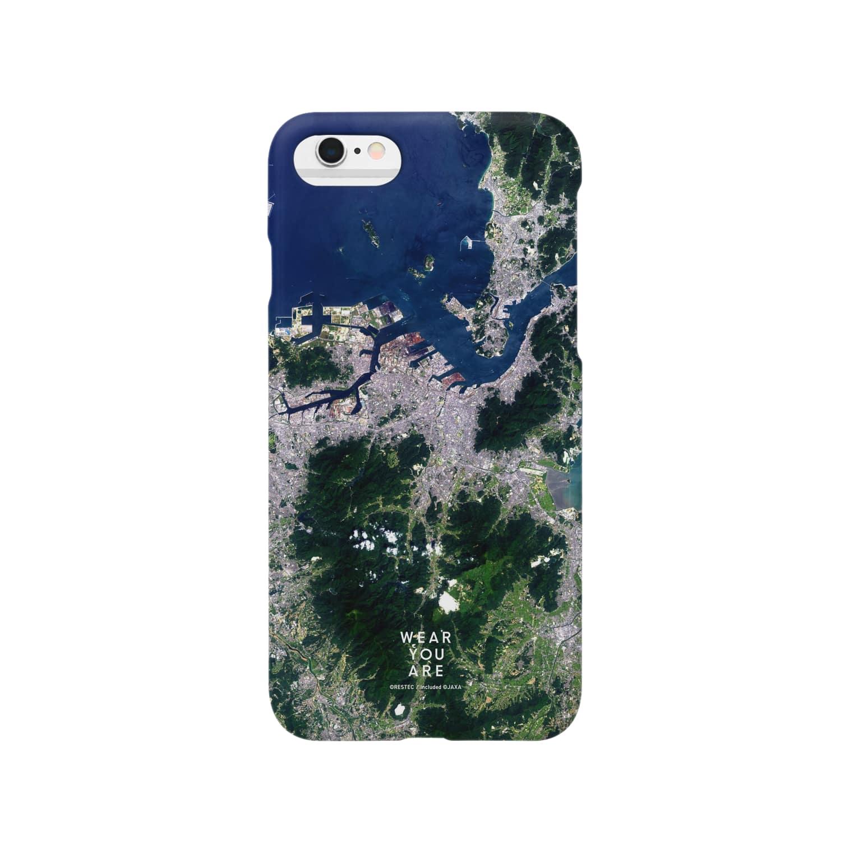 WEAR YOU AREの福岡県 北九州市 スマートフォンケース Smartphone cases