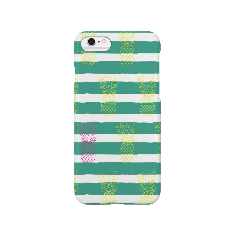 kie_summerのpine Smartphone cases
