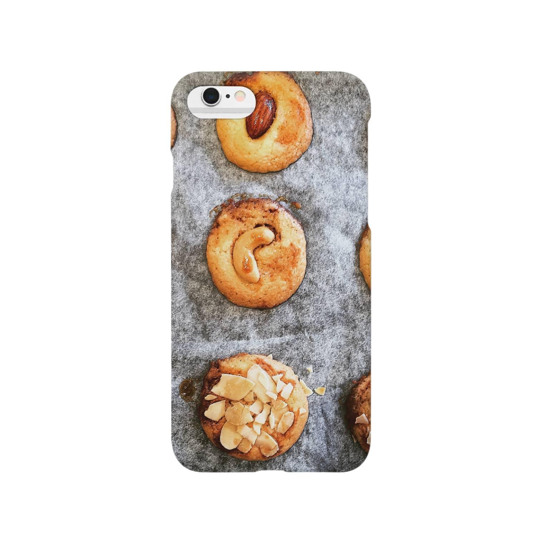 misecoのCookies Smartphone cases