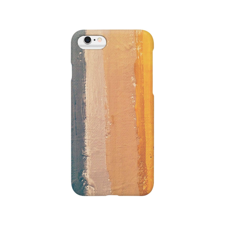 misecoのnocturne Smartphone cases