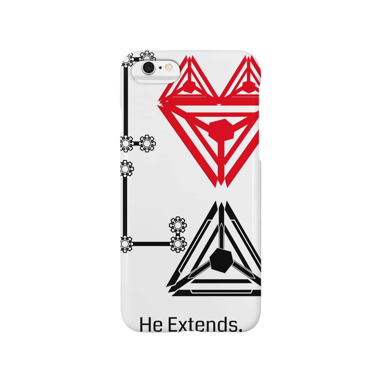 type28のI Love LinkAmp Smartphone cases
