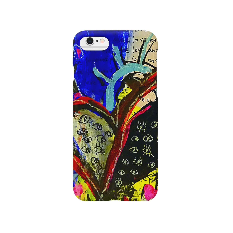 DoiMayumiのSTRONG HEART09 Smartphone cases
