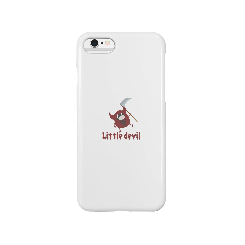 sakaの小悪魔さん Little devil Smartphone cases
