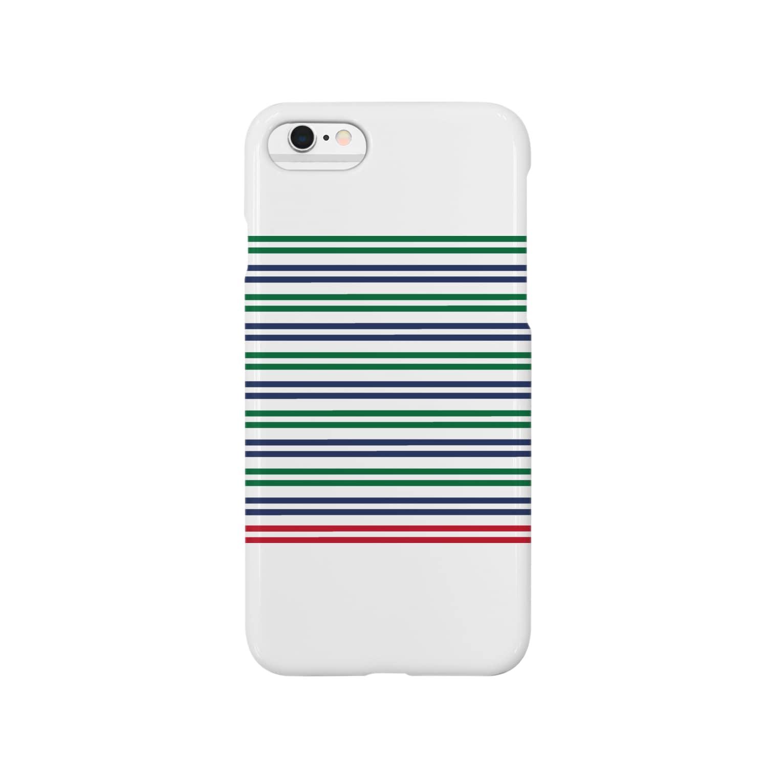 3pondSのえんぴつ Smartphone cases