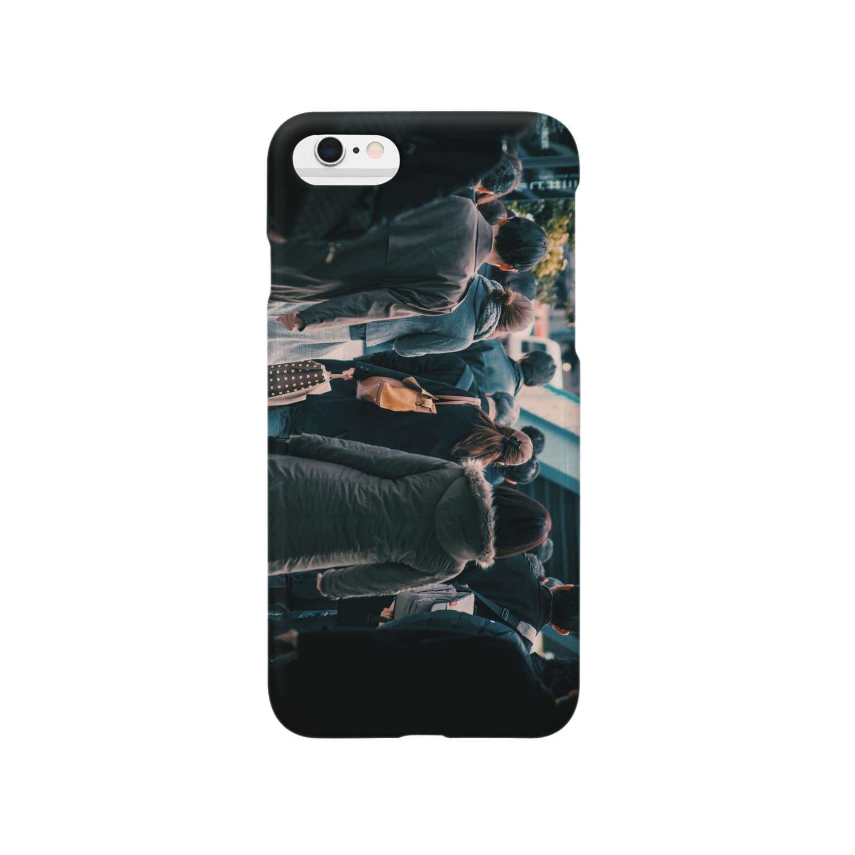 Vanitasの都街朝景 Smartphone cases