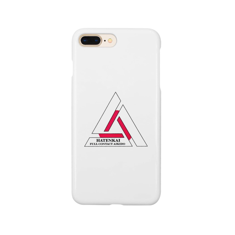 hatenkaiの覇天会のグッズ8 Smartphone cases