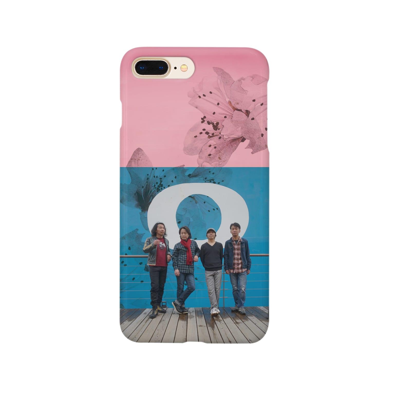 OKダイレクト powered by SUZURIのTNSPピクチャー Smartphone cases