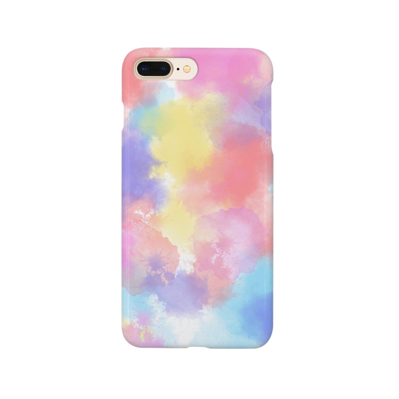 FREE GATEの彩 Smartphone cases