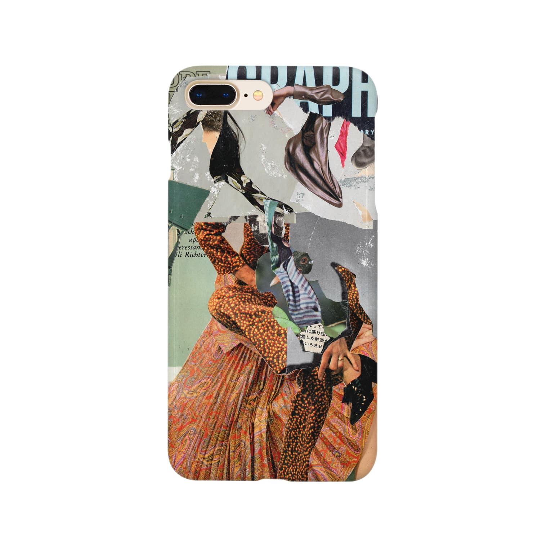 Gotandaの潜伏する振動、覆う怪影 Smartphone cases