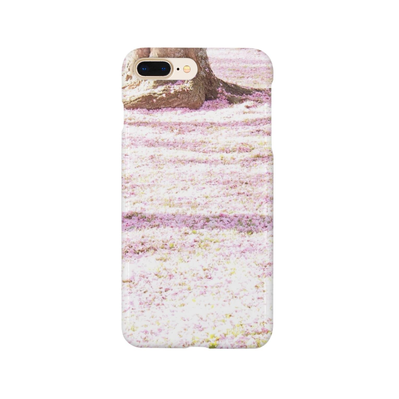 turara shopのさくら Smartphone cases