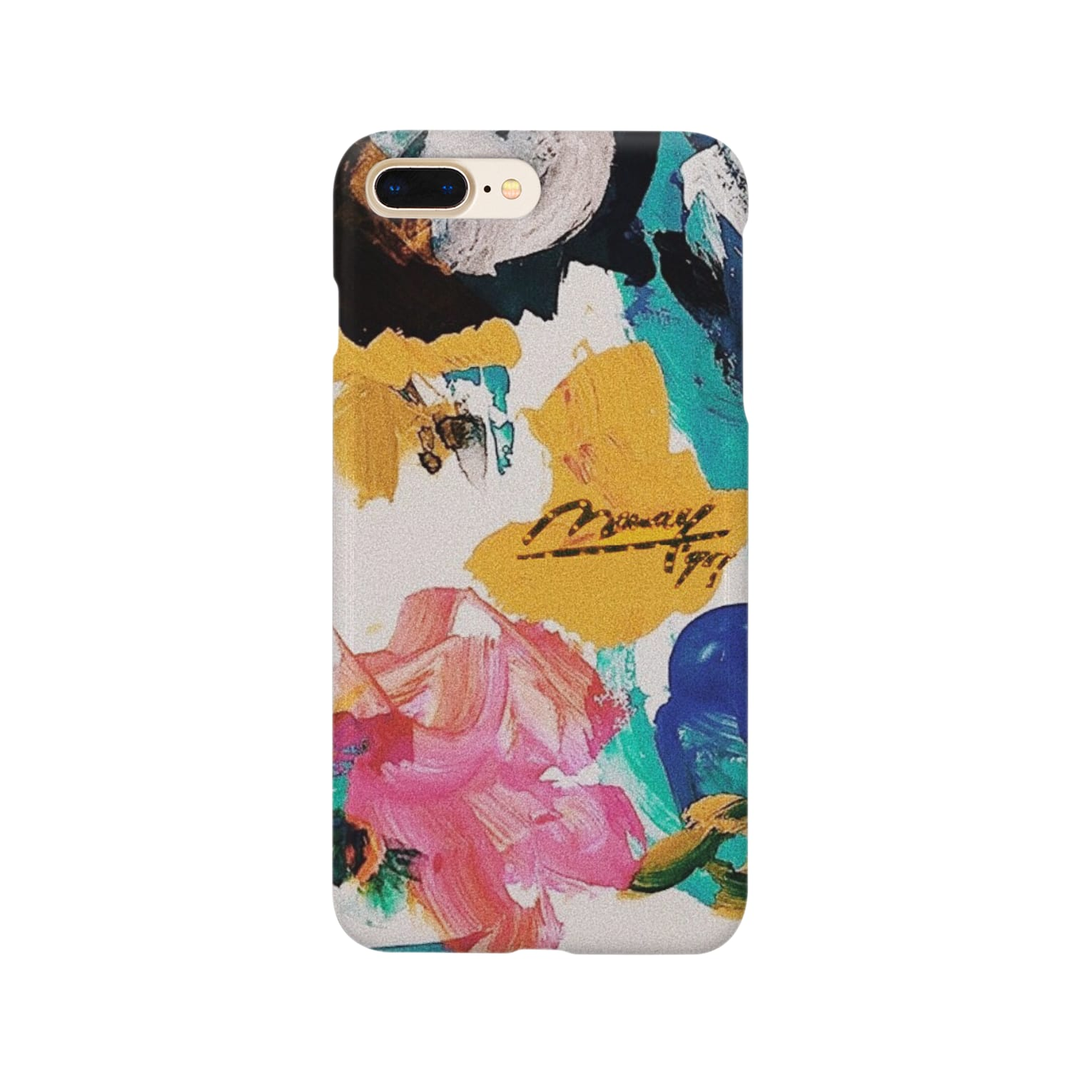 "mowayのmoway""color Smartphone cases"