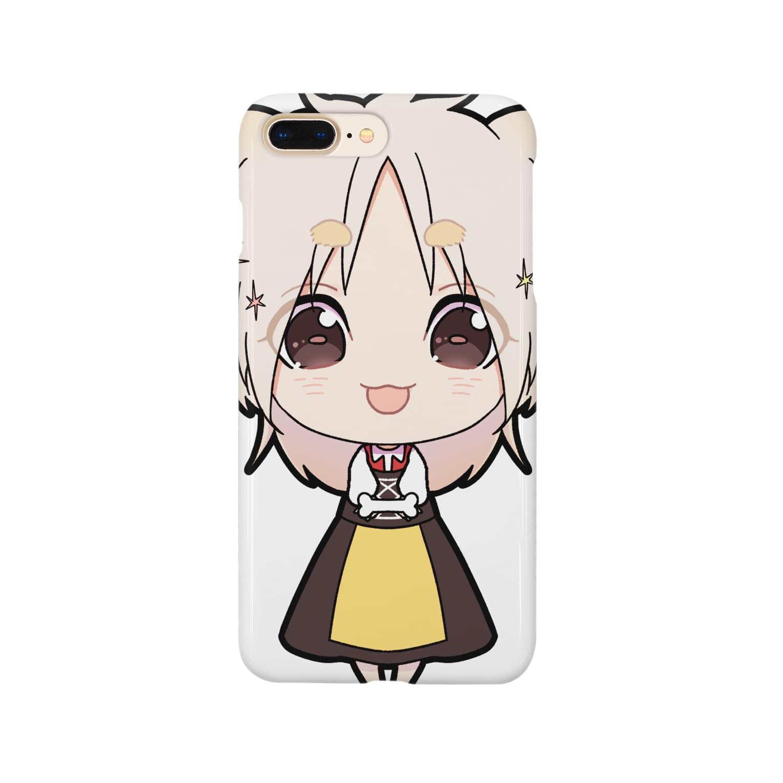 FUTABAのHere you are Smartphone cases
