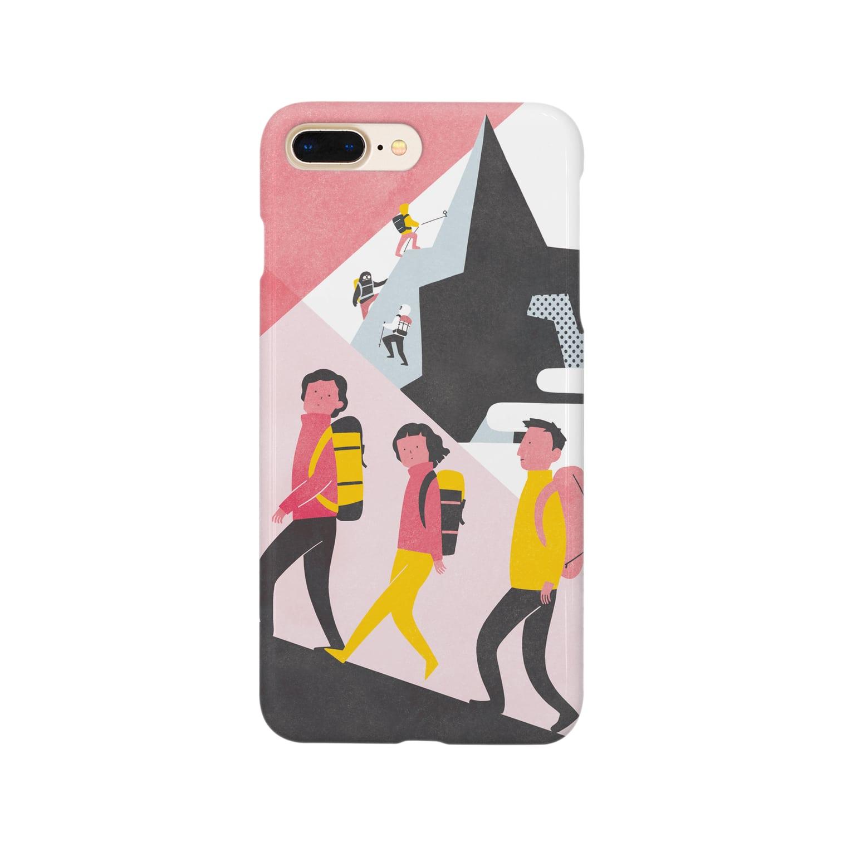 RICOLIROのTREKKING Smartphone cases
