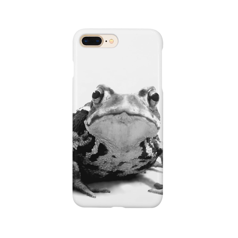 RICのアズマヒキガエル   Smartphone cases
