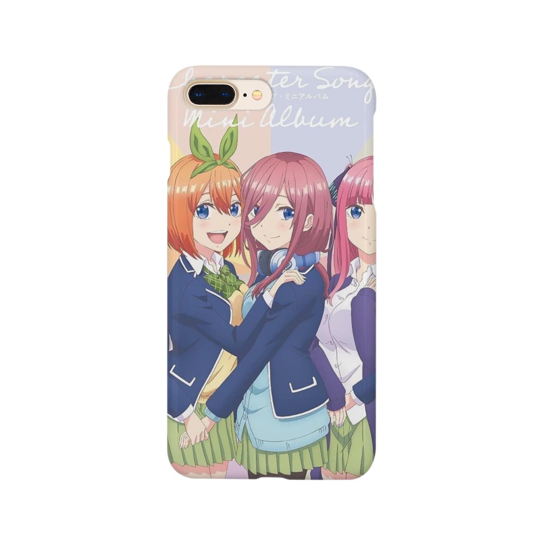 Hayato0820の五等分の花嫁 Smartphone cases