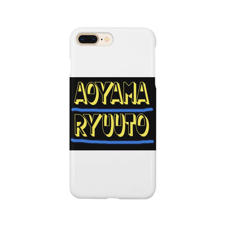 aoyama_ryuutoのイケてるAoyama Smartphone cases