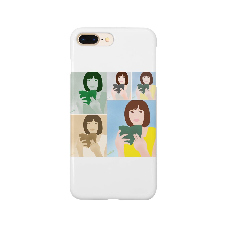 Logic RockStar  illustration Official StoreのGifted  Smartphone cases