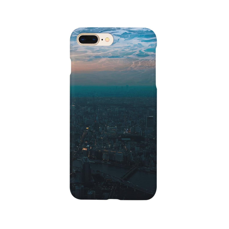 kimontaの服部 Smartphone cases