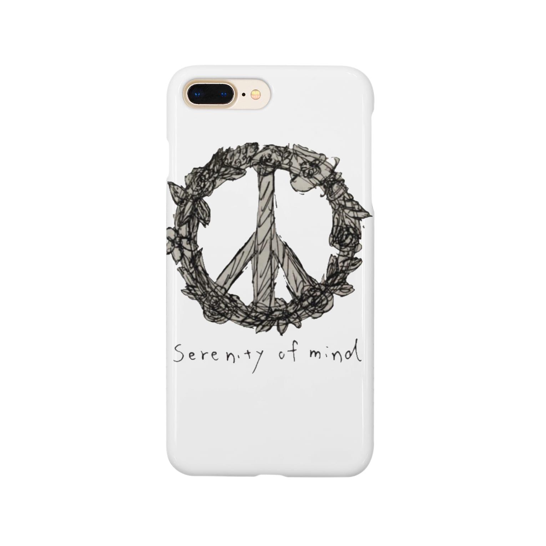 YUHKIのSerenity of mind Smartphone cases