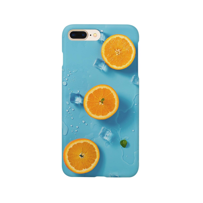 LRqWAQu9fOhj7WZのフルーツ Smartphone cases