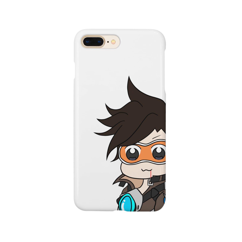 AkinoAliceのトレーサー〜ポプテ風味〜 Smartphone cases