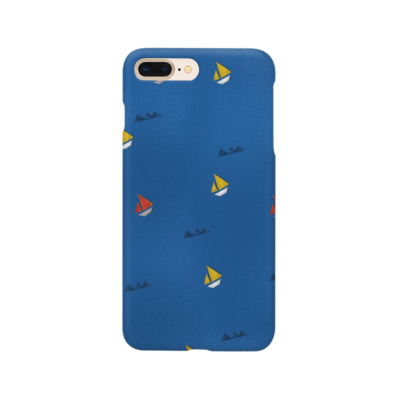 Tania NobukovskiのSAIL AWAY Smartphone cases
