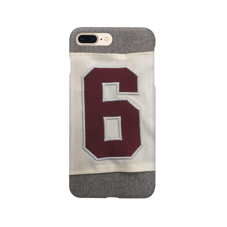 puchanatmarusenのショート Smartphone cases