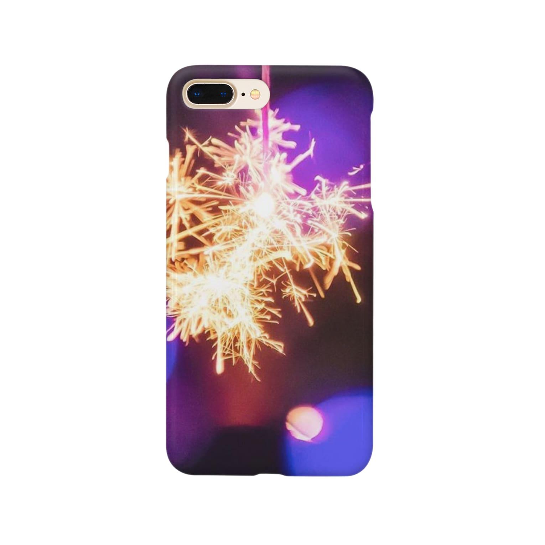 KALYAのHANABI Smartphone cases