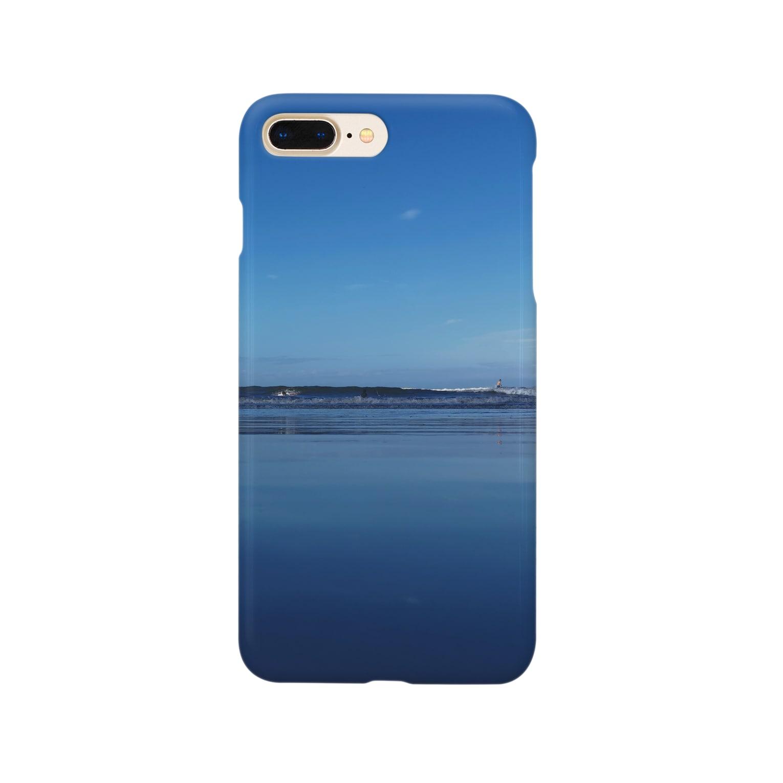 meishi.meiの江ノ島 Smartphone cases