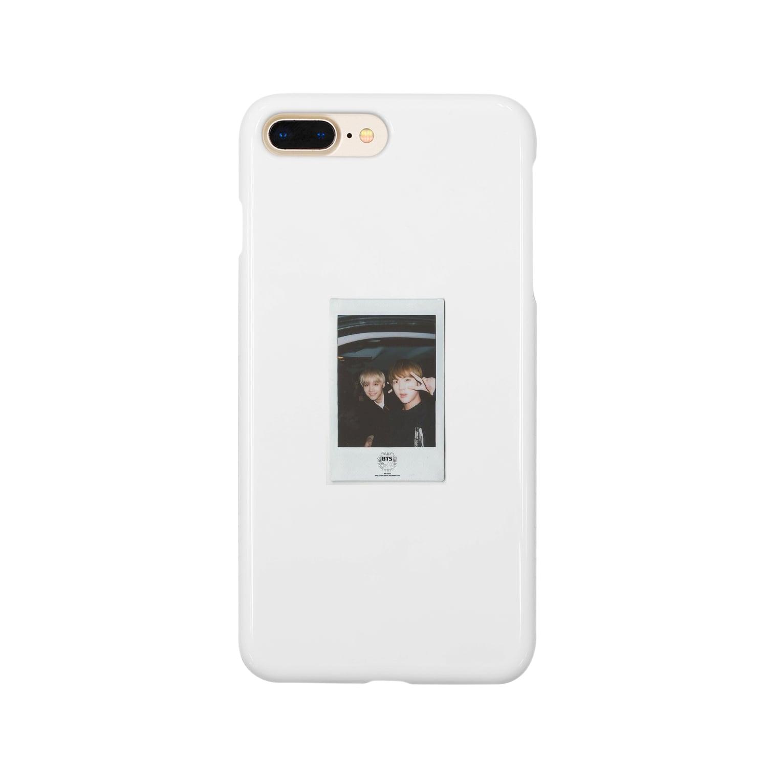 Me1204RJのBTS ユンギ・ジン Smartphone cases