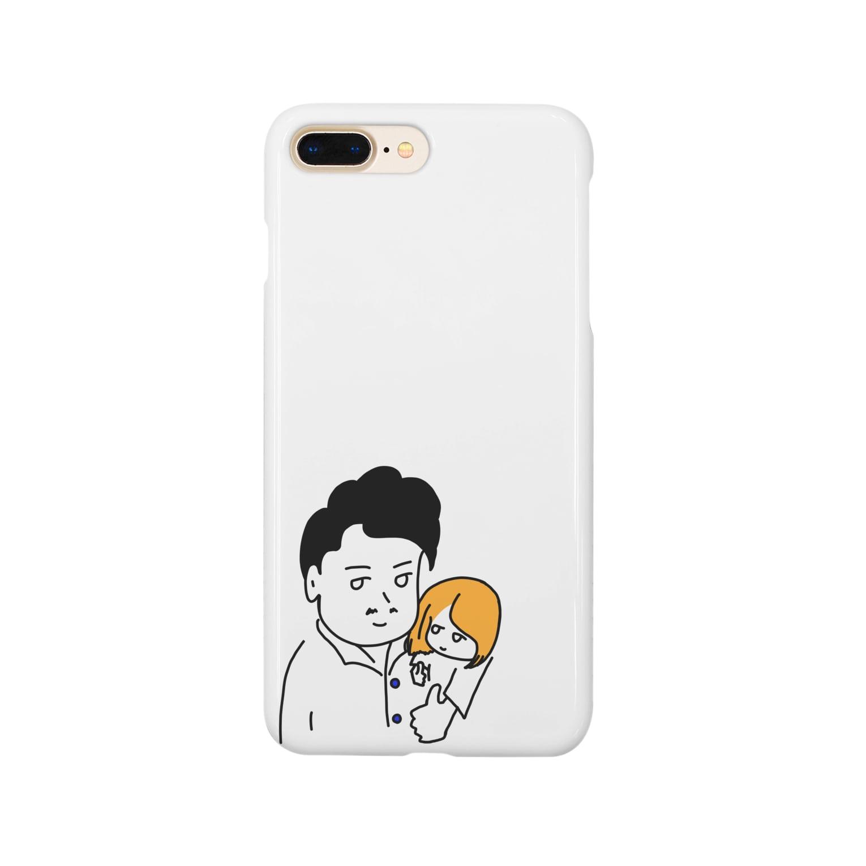 Rikitoの仲良し Smartphone cases