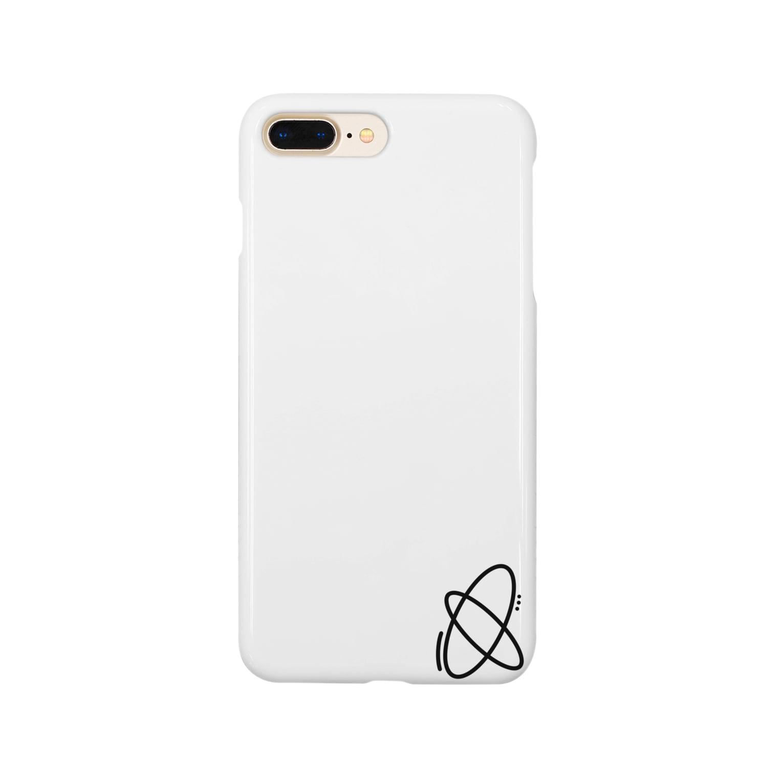 ARGのCosmo Simple Logo Smartphone cases