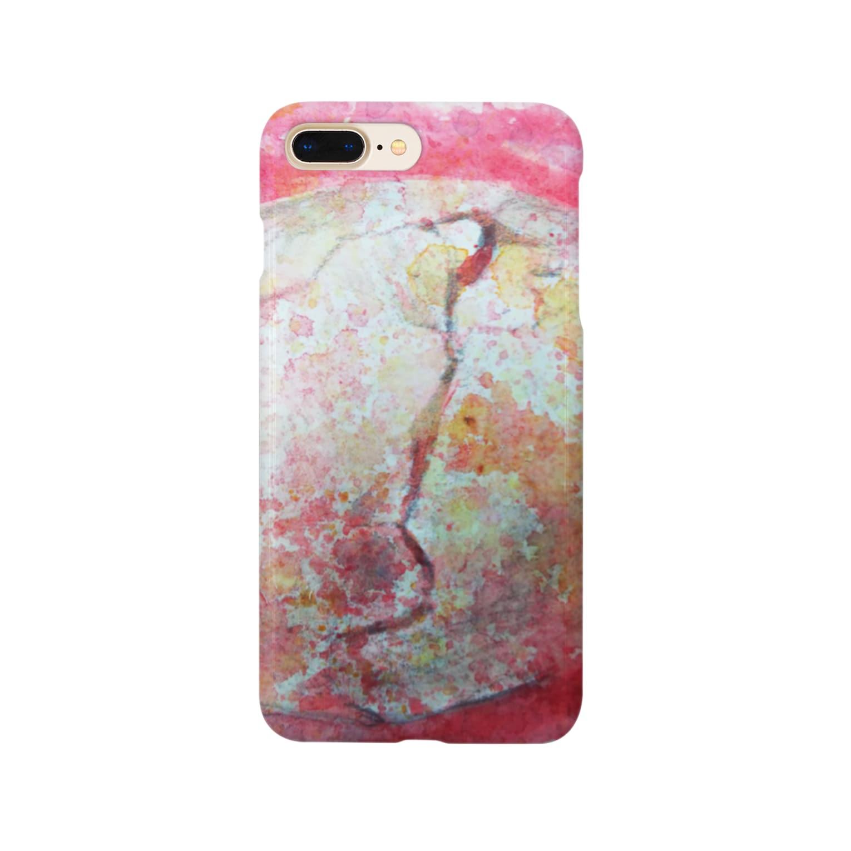 smdnkのegg Smartphone cases
