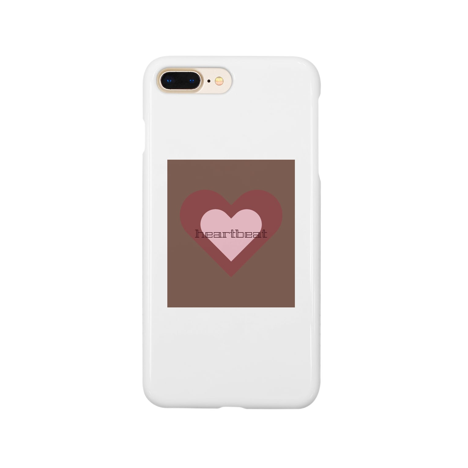 tominのheartbeat Smartphone cases