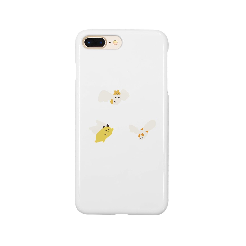 hamuhamulandのハムハムランド Smartphone cases