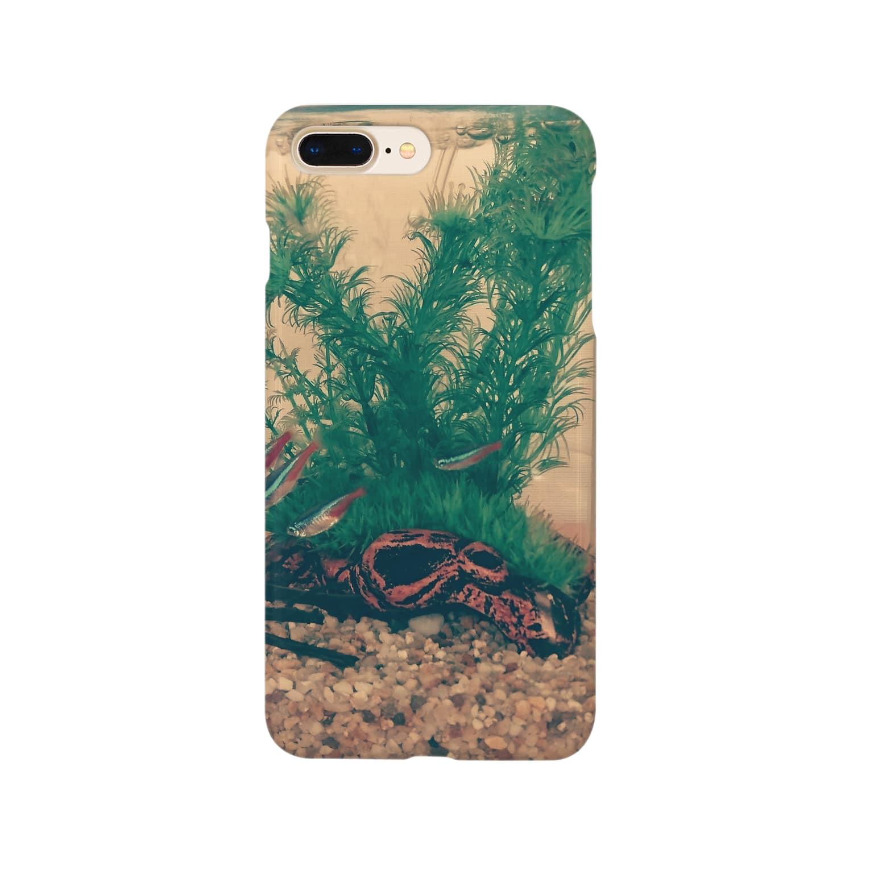 hana**の癒し系 Smartphone cases