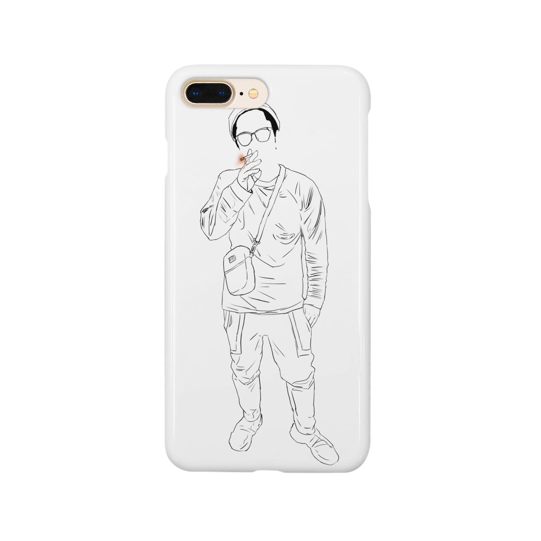minomaの男 Smartphone cases