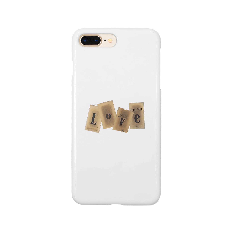 mochi__spopのlove  Smartphone cases