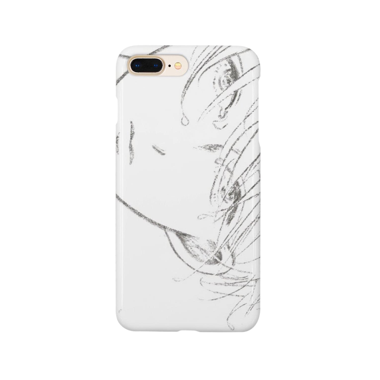 あおのこのmizusibuki Smartphone cases