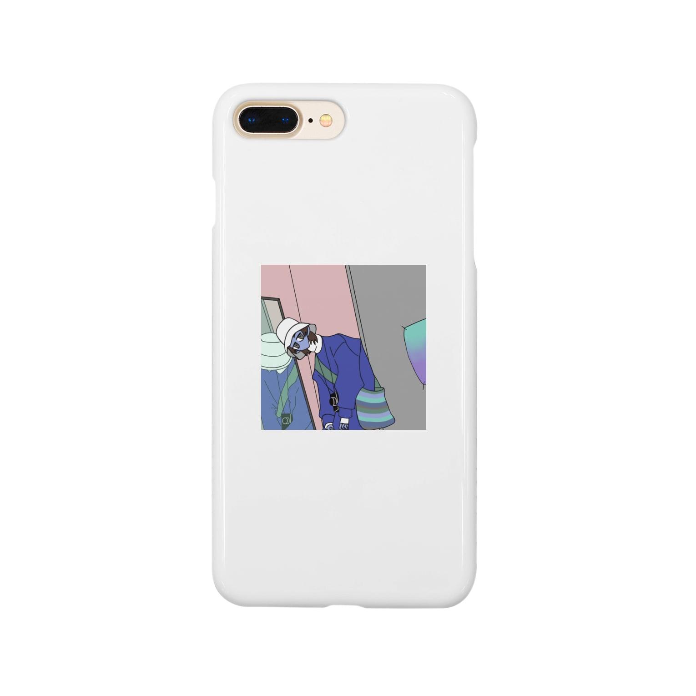 tokachanのアパレル君 Smartphone cases