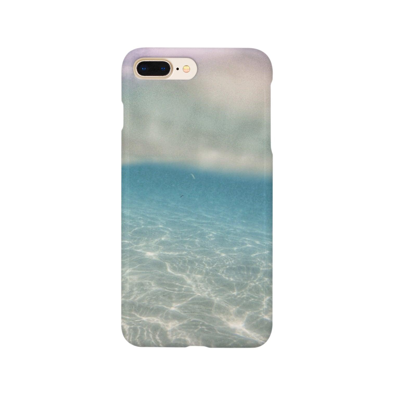 mikamixxxのPalauの海シリーズ Smartphone cases