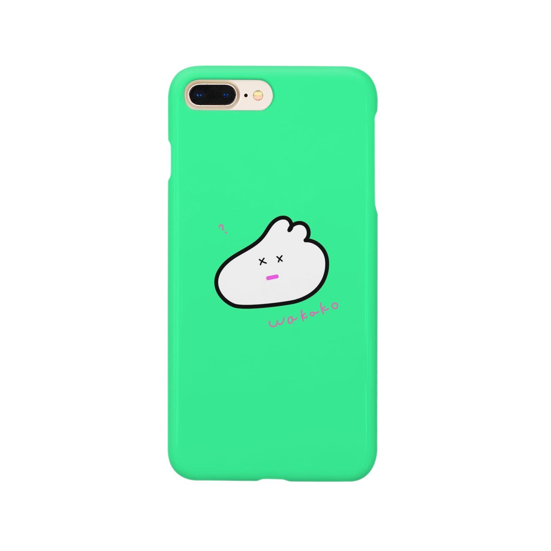 watasi_jkのusa.si Smartphone cases
