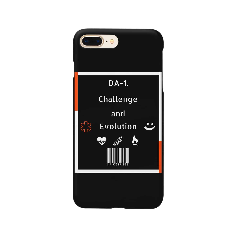 DA-1のDA-1. Smartphone cases