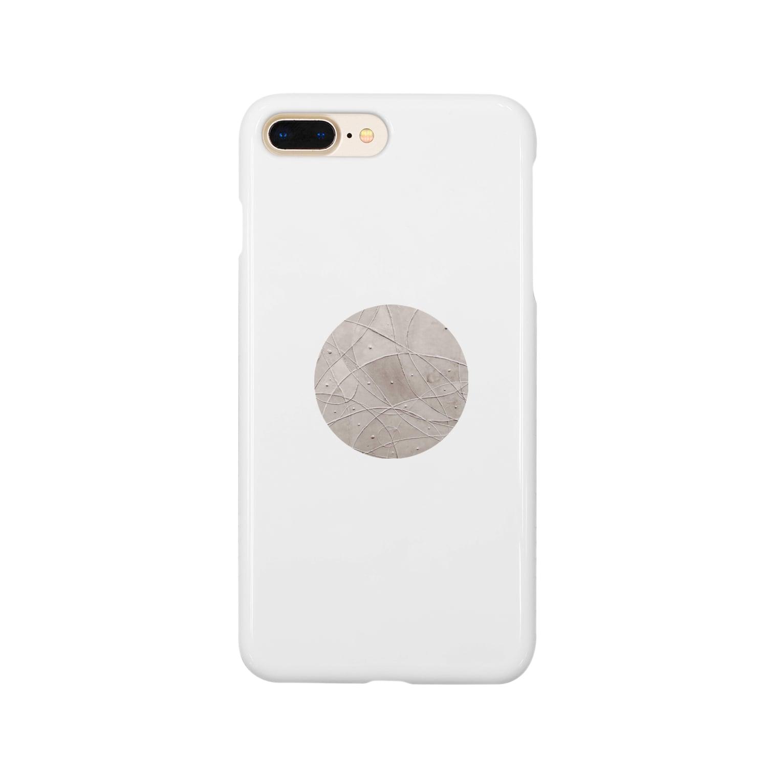 aoki_kaori_の心脈 Smartphone cases