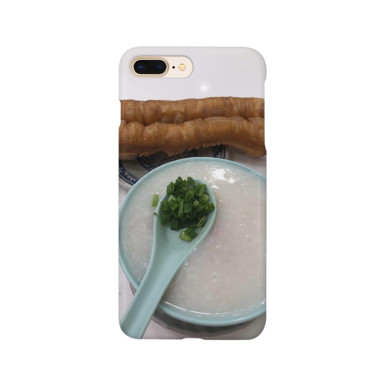 HKGの香港粥 Smartphone cases