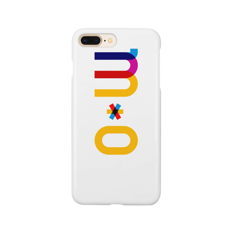 marikiroのMO initial Smartphone cases